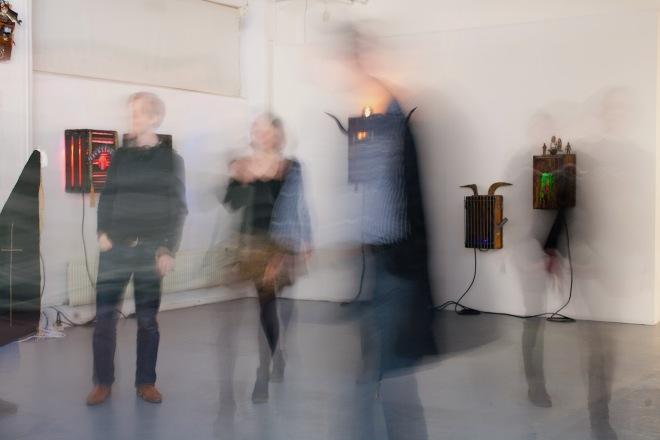 Kunstenlab Enschede wicked peepshow