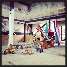 Twente Biennale, identifying Europe, group exhibition,Twente, 2013, © Midas Zwaan