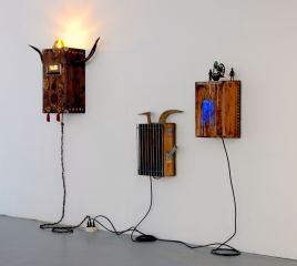 Exhibition view, Kunstenlab, wicked peepshow, Deventer, 2012