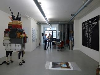 Post by Trendbeheer, galererie Frank Taal, rotterdam, 2013