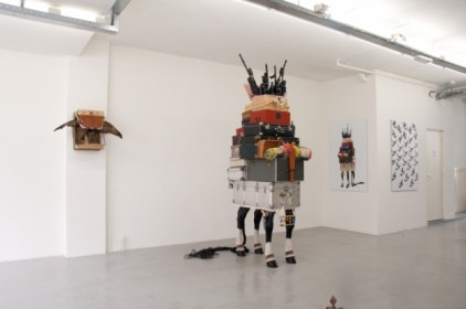 FRANK TAAL galerie, Allreadymade, solo exhibition, Rotterdam, 2013