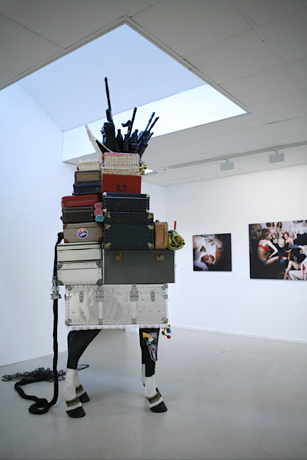 galerie RON MANDOS, Best of Graduates, group exhibition, Amsterdam 2008