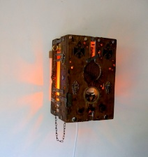 Holy Radio box, shines again @ my studio!!