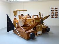 galerie FRANK TAAL, Allreadymade, solo exhibition, Rotterdam, 2013, © Midas Zwaan