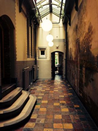 Romantic Warrior, Huis met de Hoofden, Amsterdam, KOPSTUKKEN, 2014